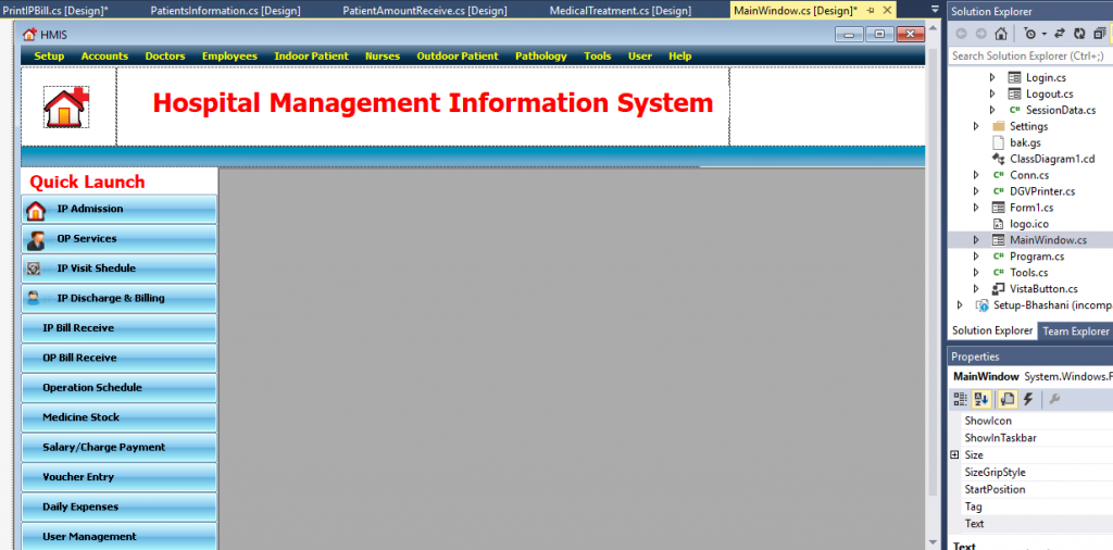 Employee Payroll System Source Code