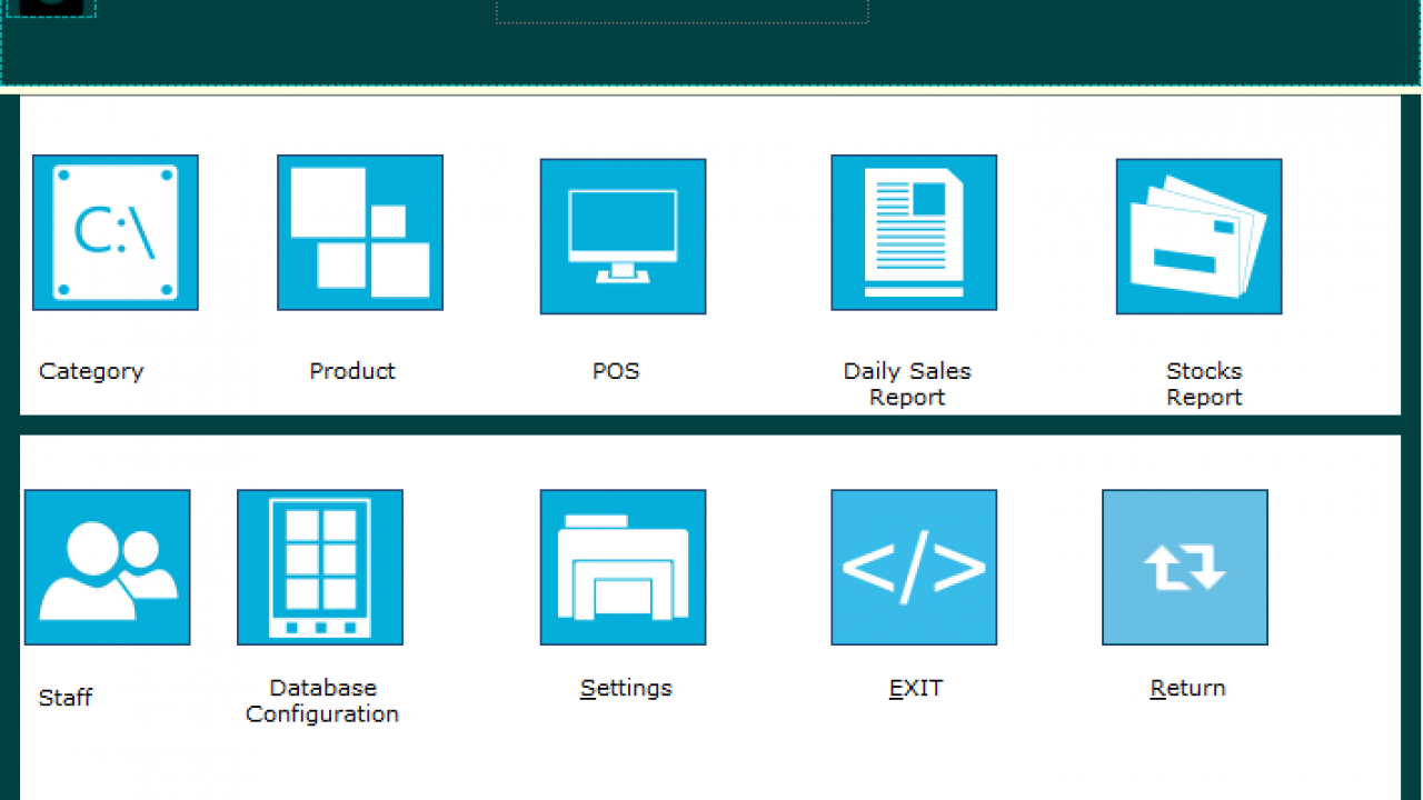 Free Download Point Of Sale in c# (Windows Application)with